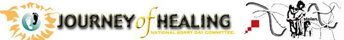 JOURNEY of HEALING National Sorry Day Committee